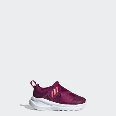 Barn Löpning Burgundy FortaRun Running Shoes 2020
