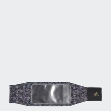 Cinturón deportivo Universal 2.0 Reflective Black Negro Originals