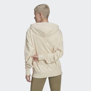 Veste à capuche Blanc Femmes Originals