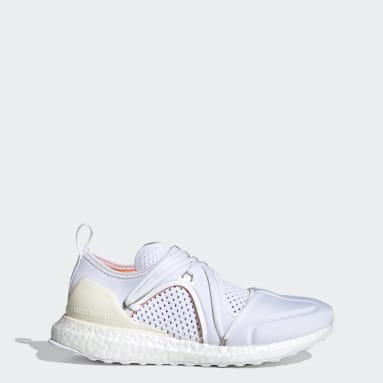 Women adidas by Stella McCartney White Ultraboost T Shoes