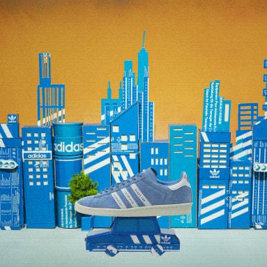 Originals Blue Campus Human Made Shoes