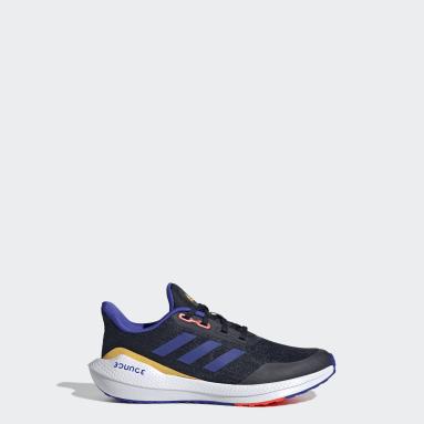 Kinderen Hardlopen Blauw EQ21 Run Schoenen