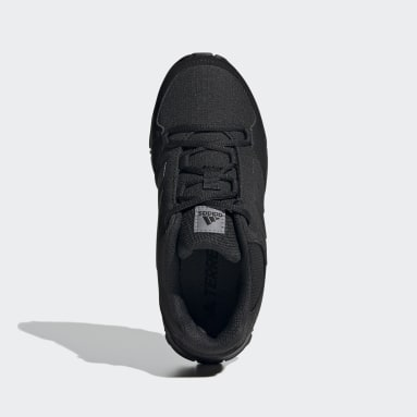 Barn TERREX Svart Terrex Hyperhiker Low Hiking Shoes