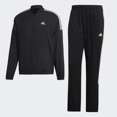 Conjunto de Chaqueta y Pantalón Light Woven Negro Hombre Sportswear