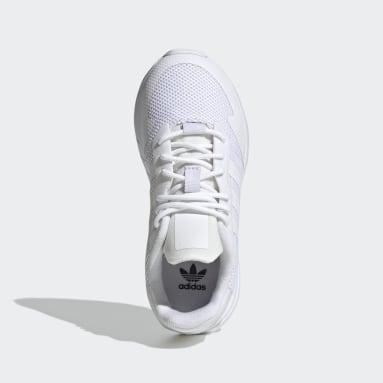 Children Originals White ZX 1K Shoes