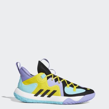 Basketbol Siyah Harden Stepback 2.0 Ayakkabı