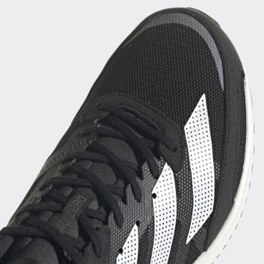 Men's Running Black Adizero Adios 6 Shoes