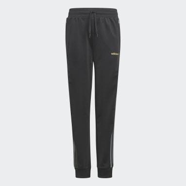Pantalon de survêtement adidas SPRT Graphics Noir Enfants Originals