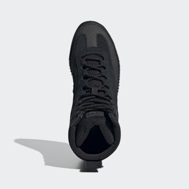 Women Originals Black Samba Boots