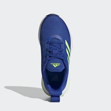 Deti Tréning A Fitnes modrá Tenisky FortaRun Running 2020