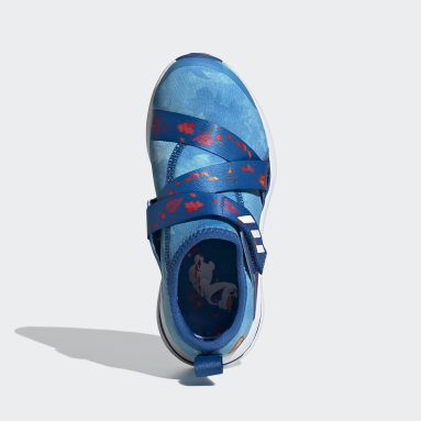 Tênis RapidaZen Frozen (UNISSEX) Azul Kids Running