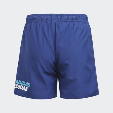Short da nuoto Lineage Blu Ragazzo Nuoto