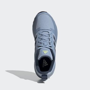 Dam Löpning Blå Run Falcon 2.0 TR Shoes
