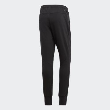 Men Yoga Black Prime Workout Pants