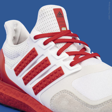 adidas Ultraboost DNA x LEGO® COLORS Running Shoes Bialy