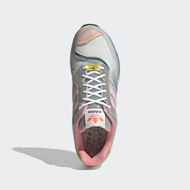 Originals Grey ZX 0006 X-Ray Inside Out Shoes
