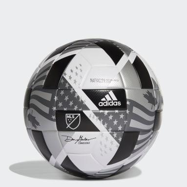 Men's Soccer White MLS NFHS League Ball