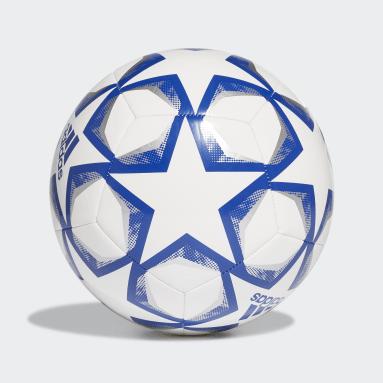 Men Football White UCL Finale 20 Club Ball