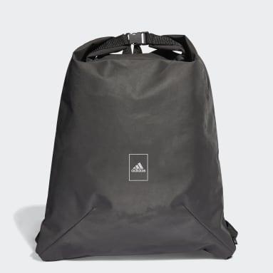 Sportswear Black Sports Bag