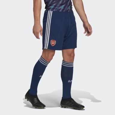 Arsenal 21/22 Third Shorts Niebieski