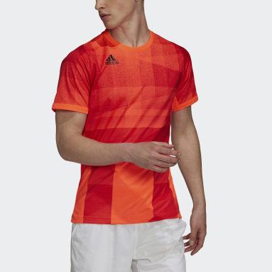 Camiseta Freelift Tokyo HEAT.RDY Tennis Rojo Hombre Tenis