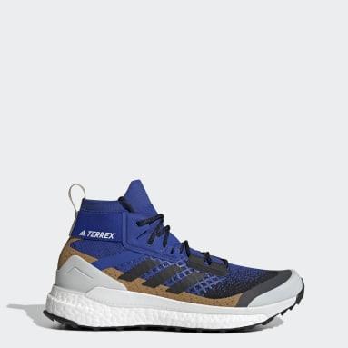 TERREX Black Terrex Free Hiker Primeblue Hiking Shoes