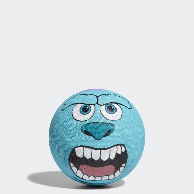 Balón Monsters, Inc. Sulley Gris Baloncesto