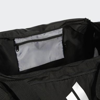 Football Black Team Issue Duffel Bag Medium