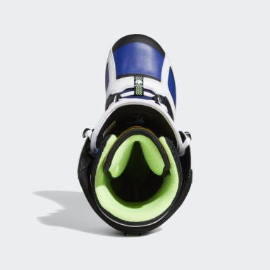Men's Snowboarding White Tactical Lexicon ADV Boots