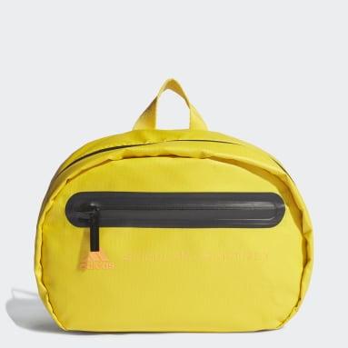 Women Training Yellow adidas by Stella McCartney Small Bag Set