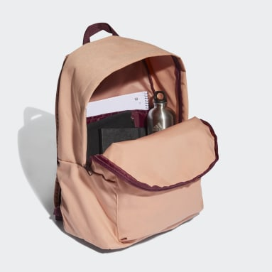 Training Pink Classic Fabric Backpack