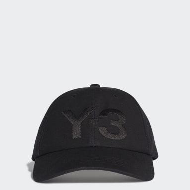 Y-3 Black Y-3 Classic Logo Cap