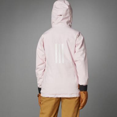 Dames Wintersport Roze Terrex MYSHELTER Snow 2-Layer Insulated Jack