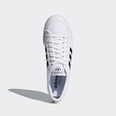 Originals White Nizza Shoes
