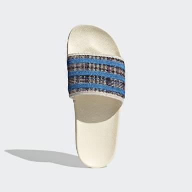 Originals bílá Pantofle adilette