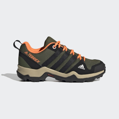 Children TERREX Green Terrex AX2R Hiking Shoes