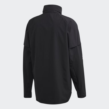 Herr Fotboll Svart Condivo 20 Allweather Jacket