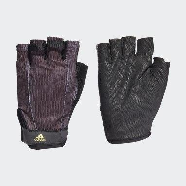 Fitness Og Træning Sort Graphic Training handsker
