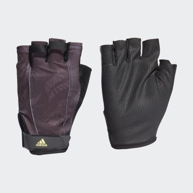Cvičení A Trénink černá Tréninkové rukavice Graphic