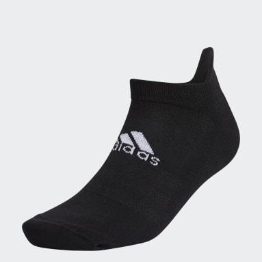 Men Golf Black Ankle Socks