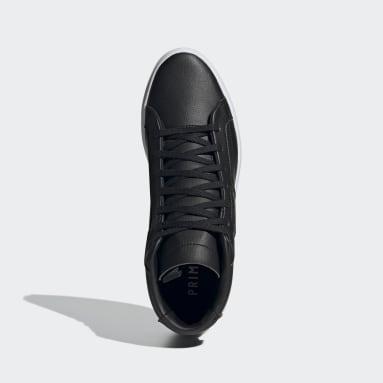Ženy Originals černá Boty adidas Sleek Mid