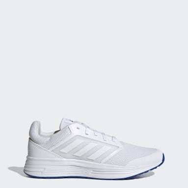 Running White Galaxy 5 Shoes