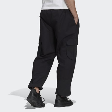 Mænd Originals Sort adidas Adventure Cargo bukser