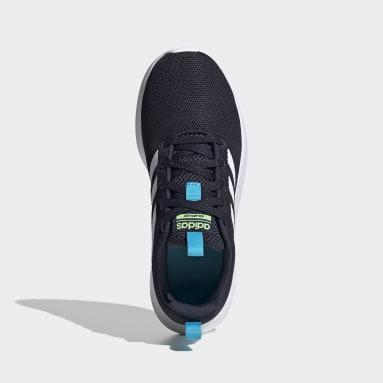 Zapatillas Lite Racer CLN (UNISEX) Azul Niño Diseño Deportivo