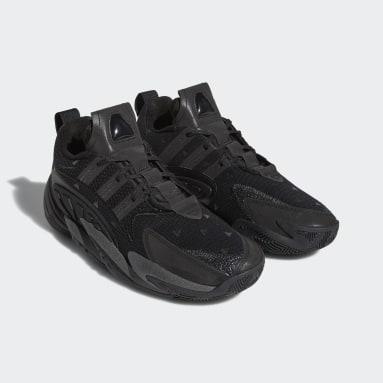 Men Basketball Black Pharrell Williams Crazy BYW 2.0 Shoes