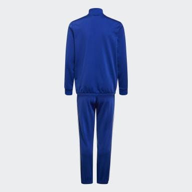 Buzo adidas Essentials Azul Niño Training