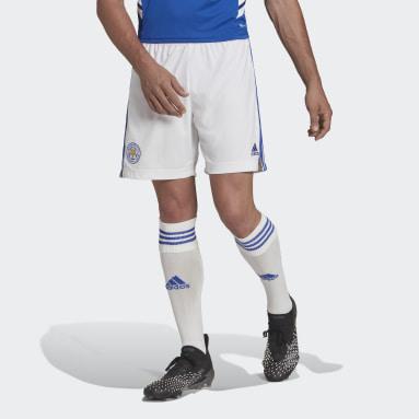 Short Home 21/22 Leicester City FC Bianco Calcio