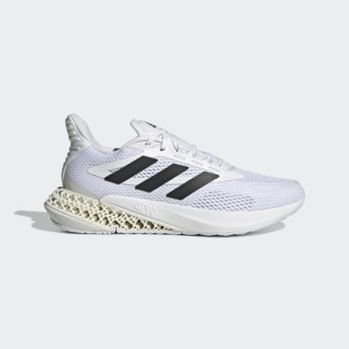 Hardlopen Wit adidas 4DFWD Pulse Schoenen