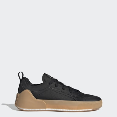 Women Training Black adidas by Stella McCartney Treino Shoes