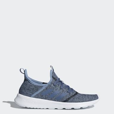 Women's Essentials Blue Cloudfoam Pure Shoes